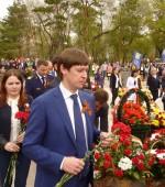 возложение цветов в оренбурге 23