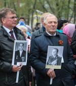 бессмертный полк в оренбурге 2015 год