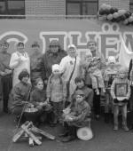 Бессмертный полк Оренбург фото 2017