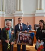 Семейный портрет для оренбургского ветерана