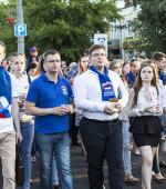 свеча памяти в оренбурге 2018 год